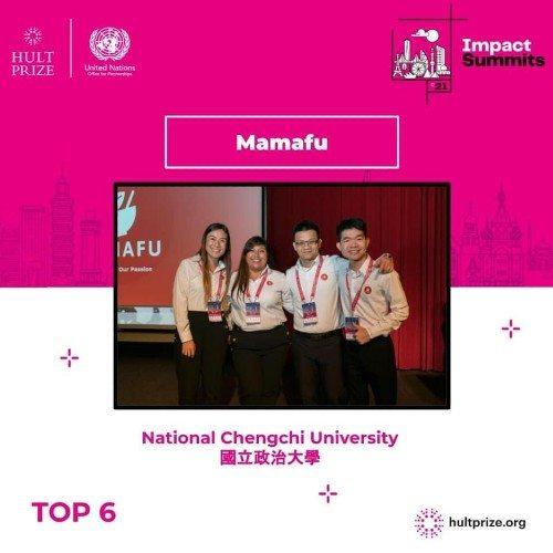 Grupo liderado por guatemalteca es finalista de losHult Prize 2021 de Taiwán