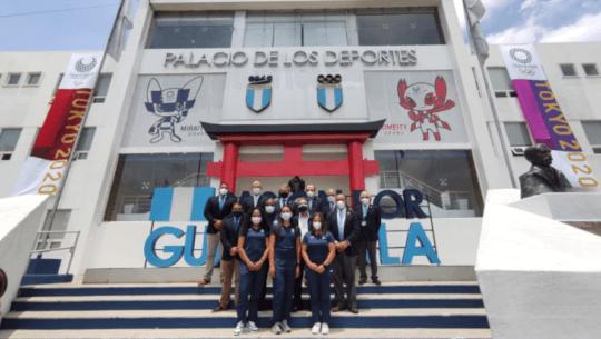 Guatemala comenzó con su conteo de 100 días rumbo a los Juegos Olímpicos de Tokio 2020