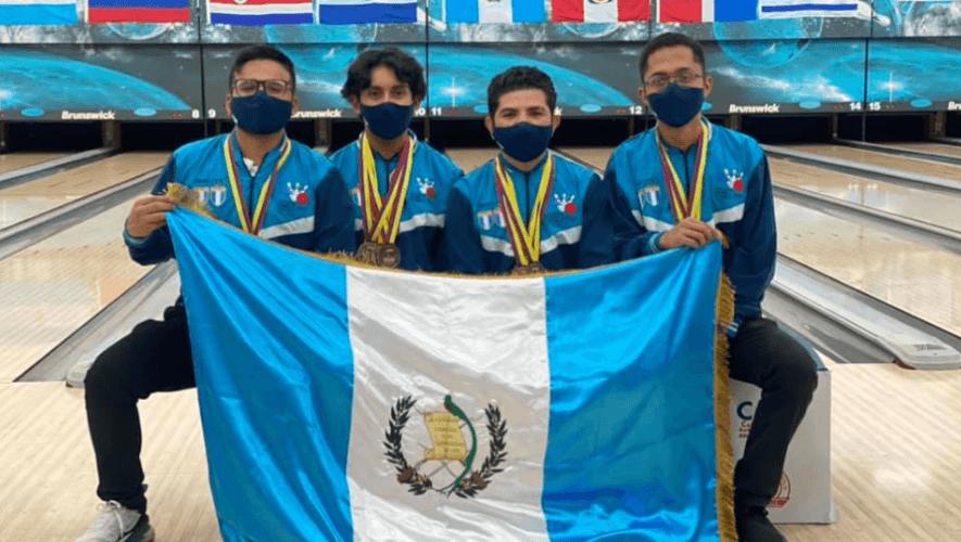 Guatemala se llevó 7 medallas en el XIX Campeonato Panamericano Juvenil 2021