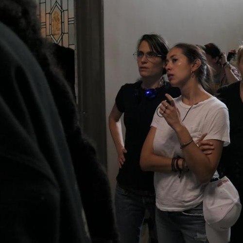 Guatemalteca fue parte del equipo de dirección de la nueva películaA Mouthful Of Air