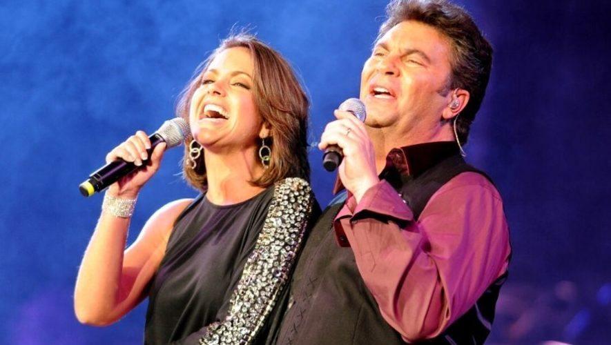 Hora en Guatemala del concierto en línea de Lucero y Mijares | Mayo 2021