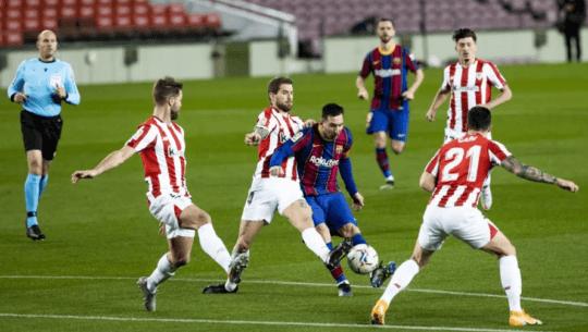 Hora y canales en Guatemala de la final Athletic Club vs. Barcelona, Copa del Rey 2021