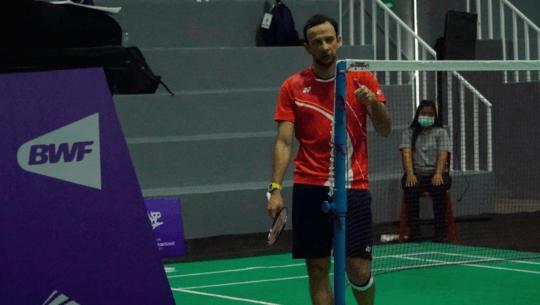 Kevin Cordón aseguró medalla para Guatemala en el XXIV Campeonato Panamericano 2021