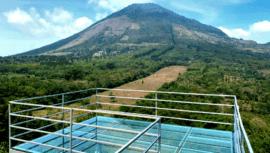 La Sabana GT, el nuevo parque ecológico con el primer mirador de vidrio en Guatemala