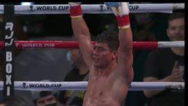 Lester Martínez, nuevo campeón Latinoamericano de la Organización Mundial de Boxeo