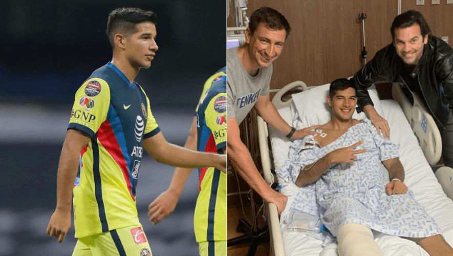 Los mensajes de apoyo que le han enviado a Jesús López tras su lesión con el América