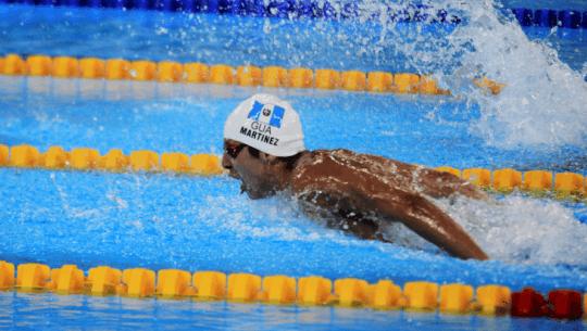 Luis Carlos Martínez ganó medalla de plata en el TYR Pro Swim Series Mission Viejo 2021