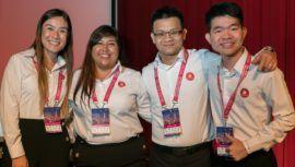 Mamafu, liderado por la guatemalteca Aileen Calix, entre los finalistas de los Hult Prize 2021 de Taiwán