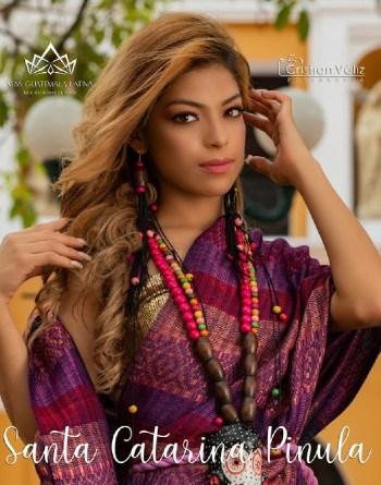 Miss guatemala latina Santa Catarina Pinula