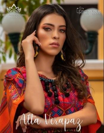 Miss guatemala latina alta verapaz