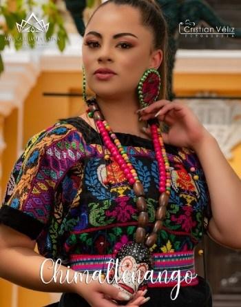 Miss guatemala latina chimaltenango