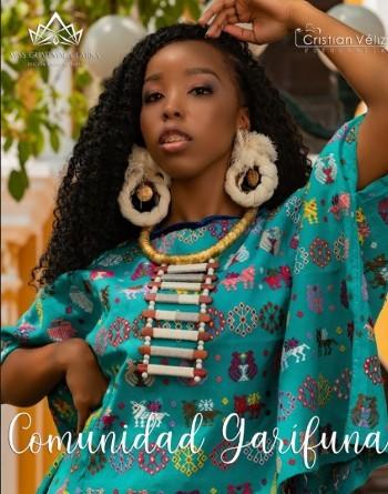 Miss guatemala latina comunidad garifuna
