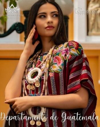 Miss guatemala latina departamento de guatemala