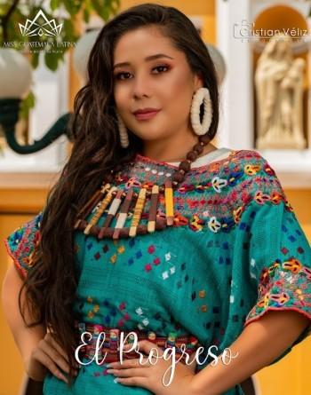 Miss guatemala latina el progreso