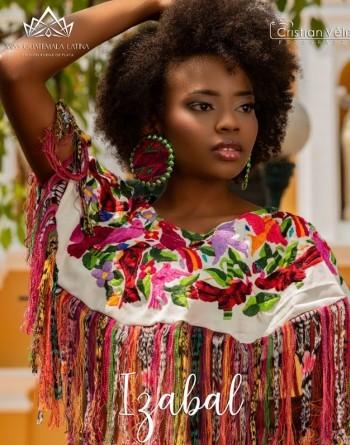 Miss guatemala latina izabal