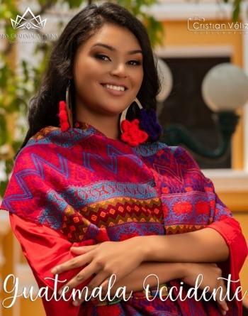 Miss guatemala latina occidente