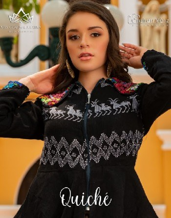 Miss guatemala latina quiche