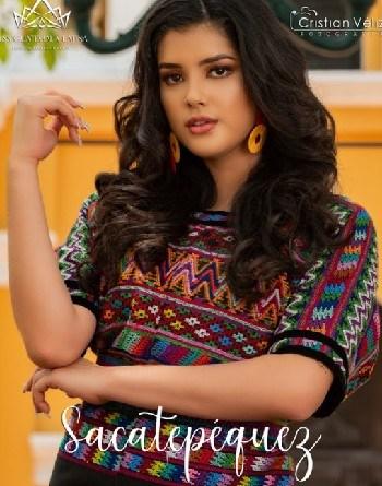 Miss guatemala latina sacatepequez