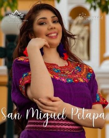 Miss guatemala latina san miguel petapa