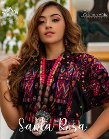 Miss guatemala latina santa rosa