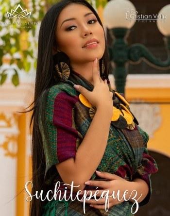 Miss guatemala latina suchitepequez