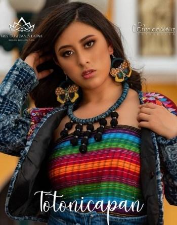 Miss guatemala latina totonicapan