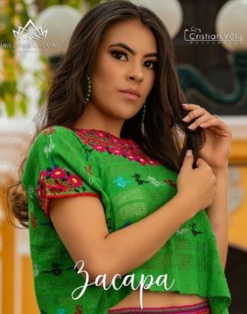 Miss guatemala latina zacapa
