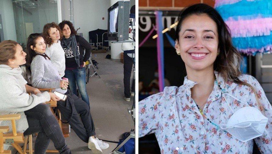 Mónica Walter Palmieri, la guatemalteca que trabaja para NBC y la producción de la serie New Amsterdam de Netflix