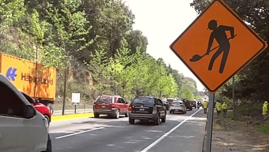 Paso a desnivel San Lucas Qué rutas pueden tomar los guatemaltecos
