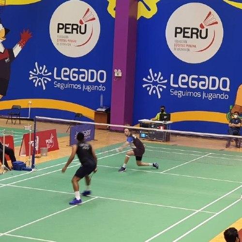 Perú International 2021 singles kevin cordon bronce