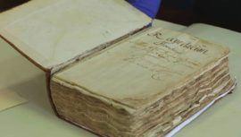 El manuscrito de Recordación Florida fue reconocido como Memoria del Mundo por Unesco