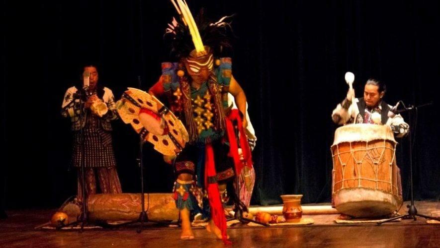 Show gratuito de danzas mayas y de otros géneros en Antigua Guatemala | Abril 2021