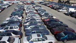 Subasta de vehículos, contenedores y mercancías, en Escuintla | Abril 2021