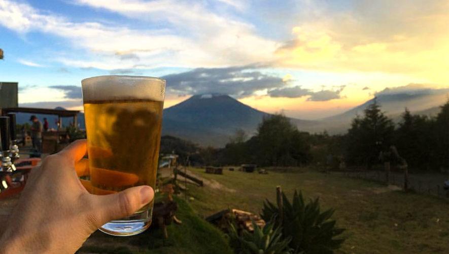Tour y cata de cervezas artesanales en Antigua Guatemala | 2021