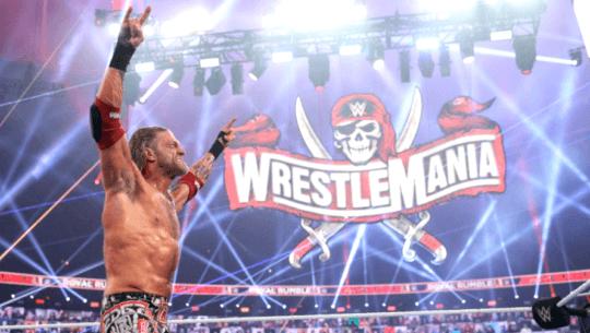 WWE en Guatemala Horarios y canales para ver en vivo las peleas de Wrestlemania 37 2021
