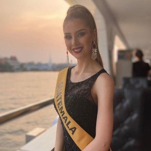 ivana batchelor segunda finalista mejor traje nacional miss grand international