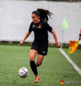 Ana Lucía Martínez anotó gol en la victoria 3-0 contra Cesena, Serie B Femenina 2021_