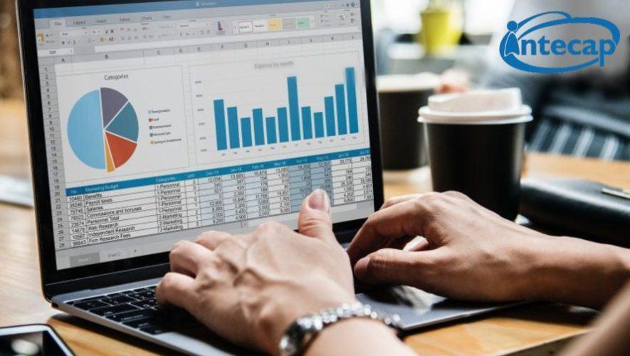 Becas para guatemaltecos que quieran aprender Excel y certificarse con INTECAP, mayo 2021