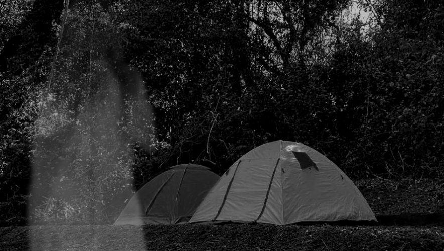Campamento del terror con historias de miedo   Mayo 2021