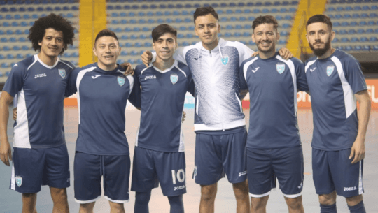 Canales para ver los partidos de Guatemala en el Premundial de Concacaf de Futsal 2021