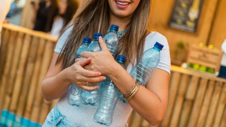 Cerveza Corona celebra Semana del Reciclaje 2021 en Ciudad Cayalá