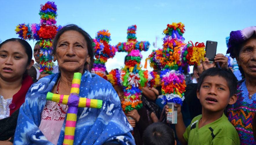 Charla sobre la celebración del Día de la Cruz en San Martín Jilotepeque, Chimaltenango | Mayo 2021