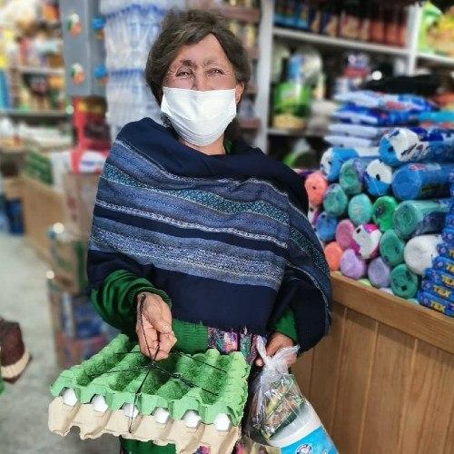 Cómo ayuda Sé Feliz Guatemala a los abuelitos