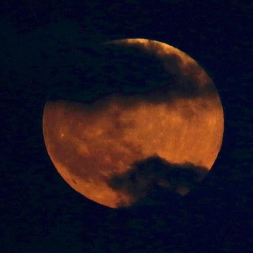 Eclipse Total de la Luna de Sangre guatemala hora y fecha
