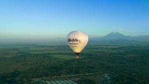 Elevación en globo aerostático en Auto Safari Chapín | Mayo 2021