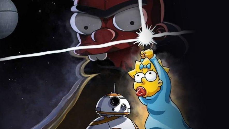 Estreno del corto The Force Awakens From Its Nap, de Los Simpson y Star Wars, en Guatemala | Mayo 2021