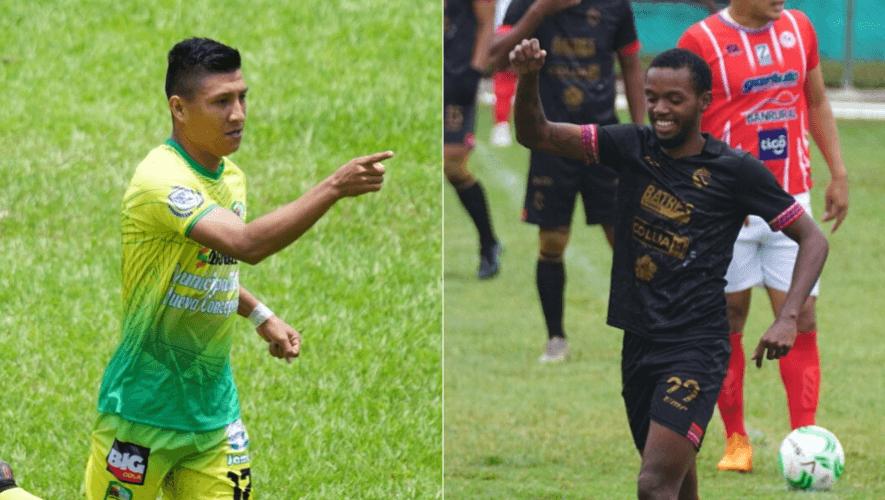 Fecha y hora de la final Nueva Concepción vs. Quiché, Torneo Clausura 2021 de Primera División