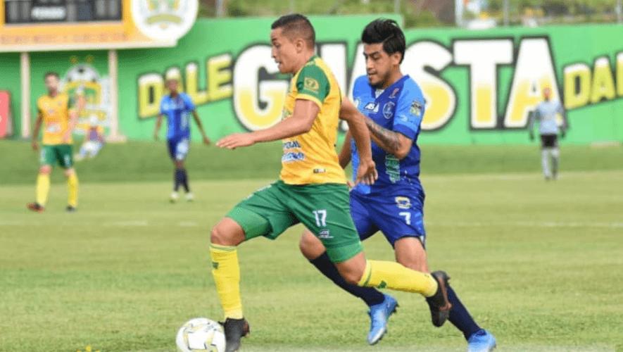 Fechas, horarios y canales de semifinal Guastatoya vs. Santa Lucía Cotzumalguapa, Clausura 2021