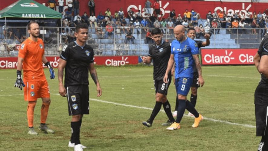 Fechas, horarios y canales final Comunicaciones vs. Santa Lucía Cotzumalguapa, Clausura 2021
