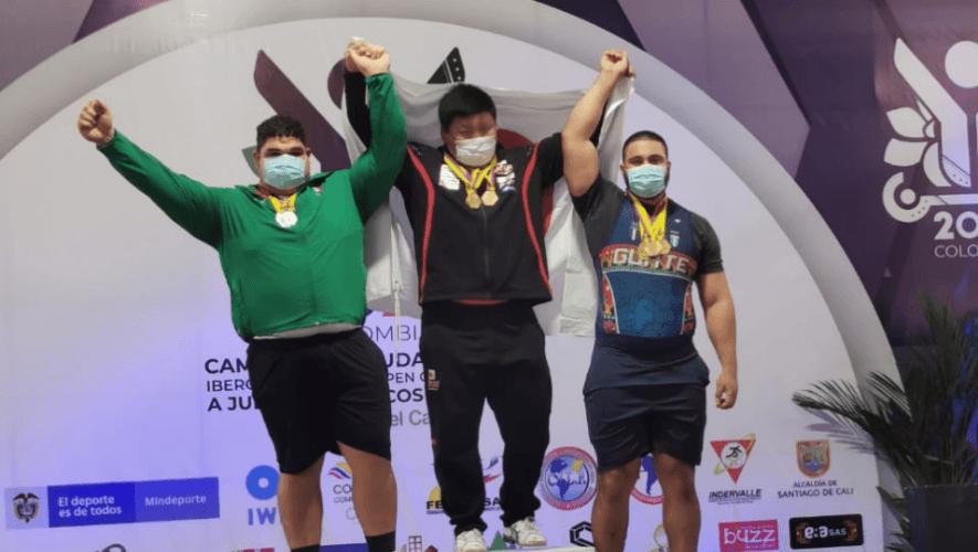 Gilberto Lemus se colgó 6 medallas en Open Clasificatorio y Campeonato Iberoamericano 2021 (1)